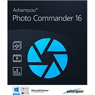 Ashampoo Photo Commander 16 (elektronikus licenc) - Irodai szoftver