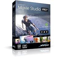 Ashampoo Movie Studio Pro 3 (elektronikus licenc) - Irodai szoftver