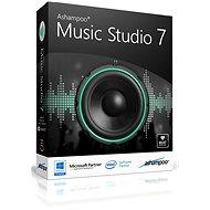 Ashampoo Music Studio 7 (elektronikus licenc) - Elektronikus licensz