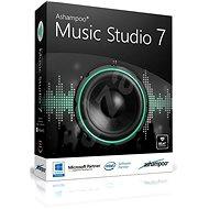 Ashampoo Music Studio 7 (elektronikus licenc) - Audio szoftver