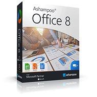 Ashampoo Office 8 (elektronikus licenc) - Irodai szoftver