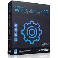 Ashampoo WinOptimizer 16 (elektronikus licenc) - Elektronikus licensz