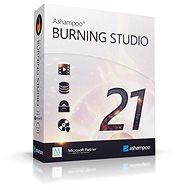 Ashampoo Burning Studio 21 (elektronikus licenc) - Író szoftver