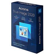 Acronis True Image Advanded 1 számítógépre 1 évre + 250 GB-os Cloud Storage (elektronikus licenc) - Adatmentő szoftver