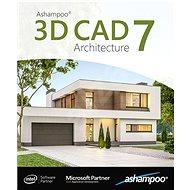 Ashampoo 3D CAD Architecture 7 (elektronikus licenc) - Irodai szoftver