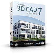 Ashampoo 3D CAD Professional 7 (elektronikus licenc) - Irodai szoftver