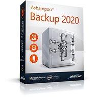 Ashampoo Backup 2020 (elektronikus licenc) - Irodai szoftver