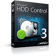 Ashampoo HDD Control 3 (elektronikus licenc) - Szoftver PC karbantartáshoz