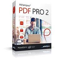 Ashampoo PDF Pro 2 (elektronikus licenc) - Irodai szoftver