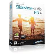 Ashampoo Slideshow Studio HD 4 (elektronikus licenc) - Grafikus szoftver