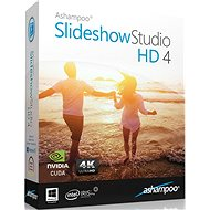 Ashampoo Slideshow Studio HD 4 (elektronikus licenc) - Irodai szoftver