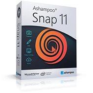 Ashampoo Snap 11 (elektronikus licenc) - Irodai szoftver