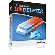 Ashampoo Undeleter (elektronikus licenc) - Irodai alkalmazások