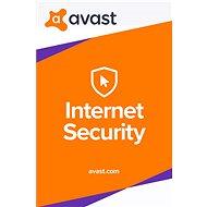 Avast Internet Security 1 számítógépre 12 hónapig (elektronikus licenc) - Elektronikus licensz