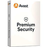 Avast Premium Security 1 számítógépre 12 hónapra (elektronikus licenc) - Antivírus