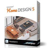Ashampoo Home Design 5 (elektronikus licenc) - Irodai szoftver