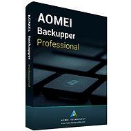 AOMEI Backupper Professional (elektronikus licenc) - Irodai szoftver