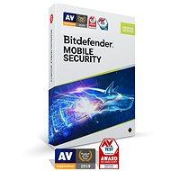 Bitdefender Mobile Security, Androidhoz, 1 készülékhez, 1 év (elektronikus licenc) - Internet Security