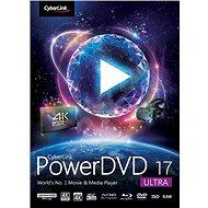 Cyberlink PowerDVD 17 Ultra (elektronikus licenc) - Irodai szoftver