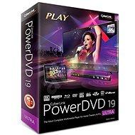 Cyberlink PowerDVD 19 Ultra (elektronikus licenc) - Irodai szoftver