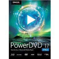 Cyberlink PowerDVD 17 Pro (elektronikus licenc) - Irodai szoftver