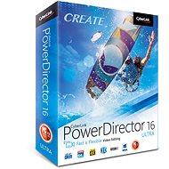 CyberLink PowerDirector 16 Ultra (elektronikus licenc) - Irodai szoftver
