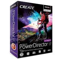 CyberLink PowerDirector 17 Ultimate (elektronikus licenc) - Irodai szoftver