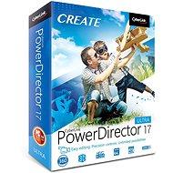 CyberLink PowerDirector 17 Ultra (elektronikus licenc) - Irodai szoftver