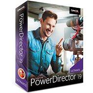 CyberLink PowerDirector 19 Ultimate (elektronikus licenc) - Videószerkesztő program