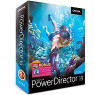 CyberLink PowerDirector 19 Ultra (elektronikus licenc) - Videószerkesztő program