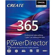 CyberLink PowerDirector 365 12 hónapig (elektronikus licenc) - Videószerkesztő program