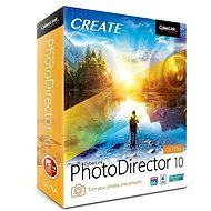 CyberLink PhotoDirector 10 Ultra (elektronikus licenc) - Irodai szoftver