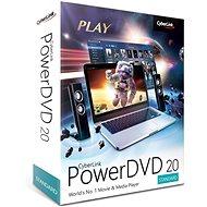 Cyberlink PowerDVD 20 Standard (elektronikus licenc) - Irodai szoftver