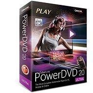 Cyberlink PowerDVD 20 Ultra (elektronikus licenc) - Irodai szoftver
