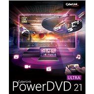 Cyberlink PowerDVD 21 Ultra (elektronikus licenc) - Irodai szoftver