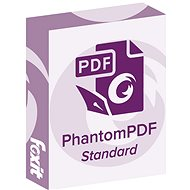 Foxit PhantomPDF Standard 9 (elektronikus licenc) - Elektronikus licensz