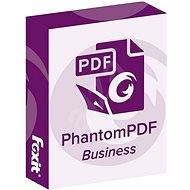 Foxit PhantomPDF Business 9 (elektronikus licenc) - Irodai szoftver