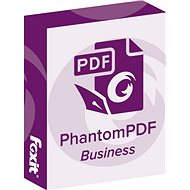 Foxit PhantomPDF Business 10 (elektronikus licenc) - Irodai szoftver