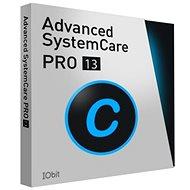 Iobit Advanced SystemCare 13 PRO 1 számítógépre 12 hónapra (elektronikus licenc) - Elektronikus licensz