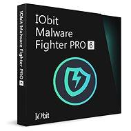 Iobit Malware Fighter 6 PRO (elektronikus licenc) - Elektronikus licensz