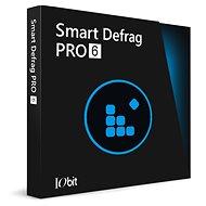 Iobit Smart Defrag 6 PRO 3 számítógéphez 12 hónapig (elektronikus licenc) - Irodai szoftver