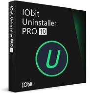 Iobit Uninstaller PRO 10 3 számítógéphez 12 hónapig (elektronikus licenc) - Irodai szoftver