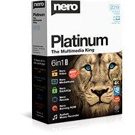 Nero 2019 Platinum BOX - Égő szoftver