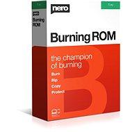 Nero Burning ROM (elektronikus licenc) - Író szoftver