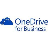 Microsoft OneDrive - Plan 1 (havi előfizetés) vállalatoknak- nem tartalmaz asztali alkalmazást - Irodai szoftver
