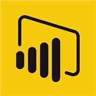 Microsoft Power BI Pro (havi előfizetés)- nem tartalmaz asztali alkalmazást - Irodai szoftver