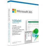 Microsoft 365 Business Standard HU (BOX) - Irodai szoftver