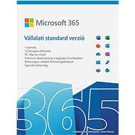 Microsoft 365 Business Standard (elektronikus licenc) - Irodai szoftver