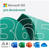 Microsoft 365 Family HU (BOX) - Irodai szoftver