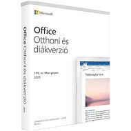 Irodai szoftver Microsoft Office 2019 Home and Student HU (BOX)